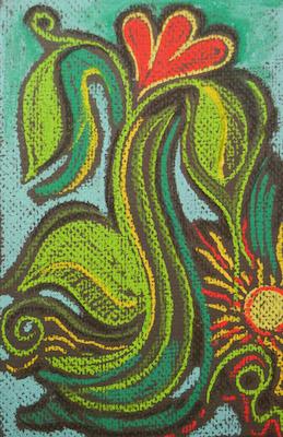 Pastel Expression class taught by Kay Brathol-Hostvet